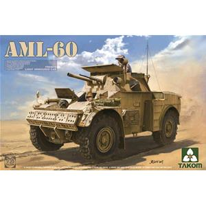 TAKOM MODEL: 1/35; French Light Armoured Car AML-60