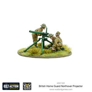 BOLT ACTION: 28mm; British Northover Projector