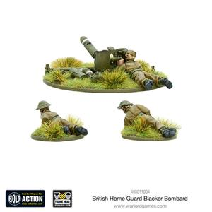 BOLT ACTION: 28mm; British Blacker Bombard
