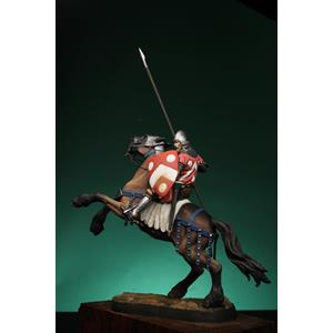 ROMEO MODELS: 54 mm. ; cavaliere Inglese XIV secolo
